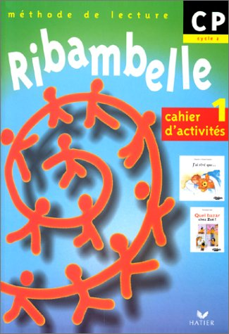 Ribambelle - cahier d'activités numéro 1 - CP