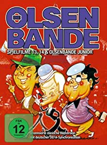 Die Olsenbande - Sammlerbox 5 (3 DVDs)
