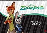 Zoomania (Wandkalender 2017 DIN A3 quer): Das ideale Geschenk für alle Fans des ausgefuchsten Kinohits (Monatskalender, 14 Seiten ) (CALVENDO Spass)