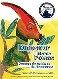 Image de Dinosaur Name Poems/Poemas de Nombres de Dinosaurios