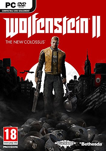 Wolfenstein II : The New Colossus [Importación francesa]