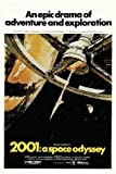 Close Up 2001 A Space Odyssey Poster (68,5cm x 101,5cm)
