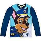 Paw Patrol Chicos Camiseta mangas largas 2016 Collection - Azul marino