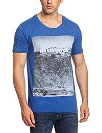 Selected Homme Jeans Trip Short Sleeve O-Neck J Men's T-Shirt
