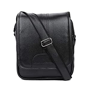 Bagneeds Casual Cross Body Synthetic Leather Men Sling Bag