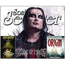 Sonic Seducer 10-2017 mit Marilyn Manson Titelstory zum Album Heaven Upside Down + 20 S. M'Era Luna Special + CD mit 23 Tracks + John Sinclair Trading Cards, Bands: The Crüxshadows, DAF, IAMX u.v.m.