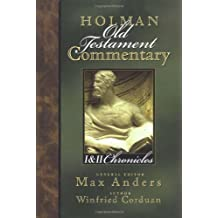 8: HOLMAN COMMENTARY OT  1 & 2 CHRON (Holman Old Testament Commentary)