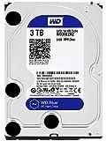 WD Blue WD30EZRZ 3 TB Interne Festplatte (8,9 cm (3,5 Zoll), SATA 6 Gb/s (bulk))