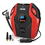 Best Portable Air Compressors - Oasser Tyre Inflator Air Compressor Car Tyre Pump Review