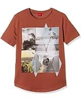 s.Oliver Jungen T-Shirt mit Fotoprint