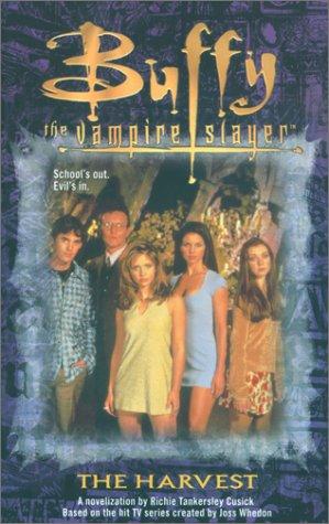 Cover of Harvest (Buffy the Vampire Slayer 1)
