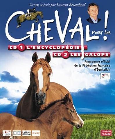 L Officiel Art - Cheval : CD1, L'Encyclopédie - CD2, Les