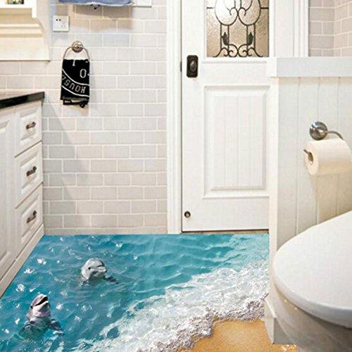 3d boden aufkleber badezimmer - brands-schaffen.net