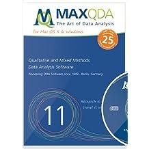 MAXQDA plus Single-User License Commercial Windows(Pendrive or CD)