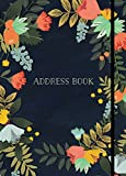 Address Book - Modern Floral Small (Address Books)