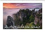 Bastei - Sächsische Schweiz (Wandkalender 2020 DIN A2 quer): Elbsandsteingebirge (Monatskalender, 14 Seiten ) (CALVENDO Natur) -