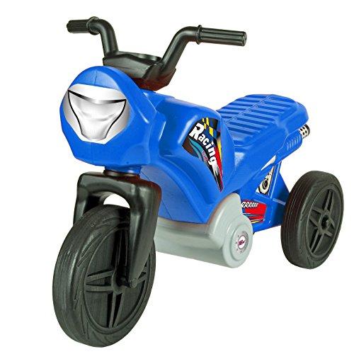 Motorrad Baby Car Mochtoys Blue aus Kunststoff (BLAU)