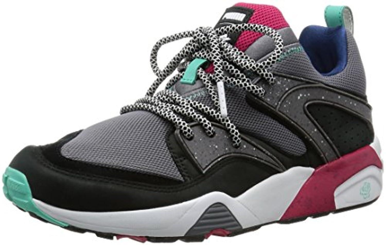 Skechers Sport Men's Vigor 2.0 Trait Memory Foam Sneaker, Taupe/Black, 10 XW US -