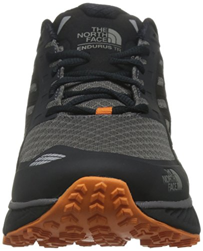 The North Face Endurus TR - Chaussures - gris 2017 Dark Gull Grey/Exuberance Orange