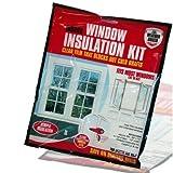 Fenster Isolation Set Heizung Abdichtung Gegen Luftzug Doppelverglasung Neu