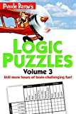 Puzzle Barons Logic Puzzles, Vol. 3