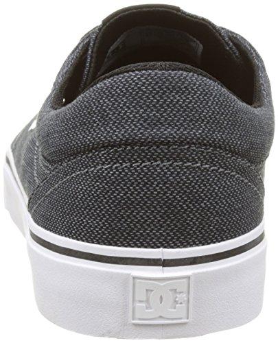 Grigio Tx Se Multicolore Dc Trase Homme nero Cestini Bassi Shoes ZwxAxz4H