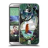 Head Case Designs Meerjungfrau Geheimnisse Von Dem Wald Soft Gel Hülle für HTC One M8 / M8 Dual SIM