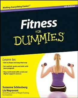 Fitness For Dummies by [Schlosberg, Suzanne, Neporent, Liz]