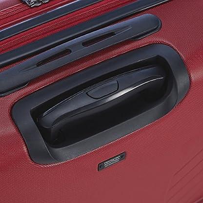 51W3Y4Ps7lL. SS416  - Hedgren HFO06W / 779-01 Fórmula Uno maleta, 42 cm, 38 litros, Negro / combo Red