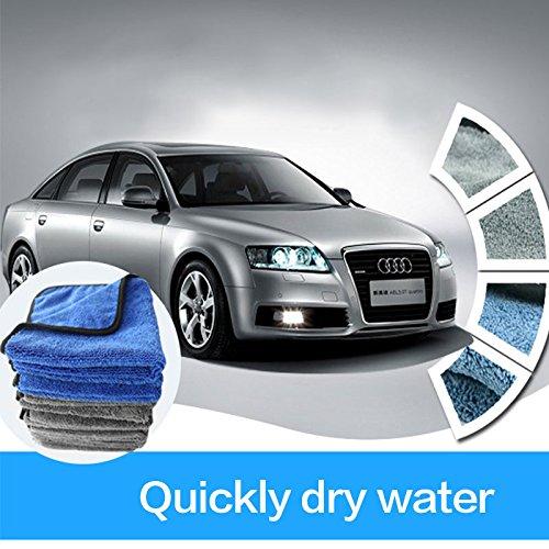 Sedeta-Car-Care-cera-lucidatura-Detailing-Wash-Asciugamani-Microfibra-panno-di-pulizia-wahsing-panni-towl