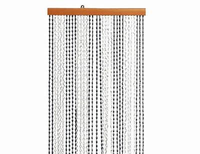 """Kunststoffperlenvorhang """"Astor"""" 100 x 200 cm braun/beige Brema 119 von BREMA bei Du und dein Garten"""