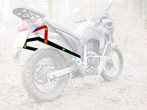 Motorrad Seitenkoffer selber bauen leicht gemacht