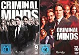 Criminal Minds Staffeln 9+10 (10 DVDs)