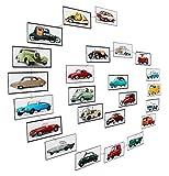 LeTOMA - Vielseitiges Fotoseil 7 m / 70 Starke Neodym Magnete für grenzenlose Gestaltungsmöglichkeiten - Fotoleine, Fotokette, Bilderseil - Verschiedene Längen