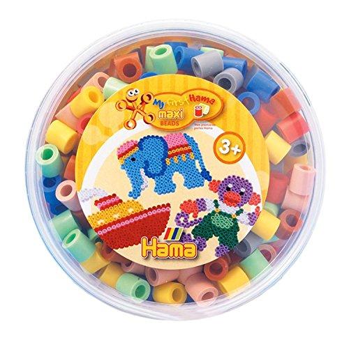 Hama 8573 - Maxi Bügelperlen Dose mit
