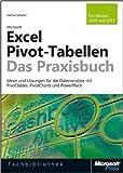 Microsoft Excel Pivot-Tabellen - Das Praxisbuch: Ideen und Lösungen für die Datenanalyse mit PivotTables, PivotCharts und PowerPivot. Für Excel 2010 und Excel 2013 ( 30. Oktober 2013 )