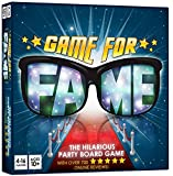 Image for board game Game For Fame the hilarious party board game