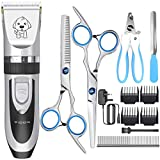 Best Dog Grooming Clippers - Dog Clippers Cat Shaver,YiDon Cordless Hair trimmer Rechargeable Review
