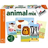 Diset - Juego animal mix (63975)