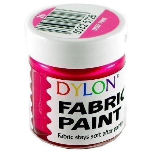 dylon-fabric-paint-deep-pink-25ml