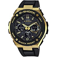 Casio G-Shock Analog-Digital Black Dial Men's Watch - GST-S100G-1ADR (G608)