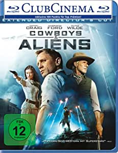 Cowboys & Aliens - Extended Director's Cut [Blu-ray]