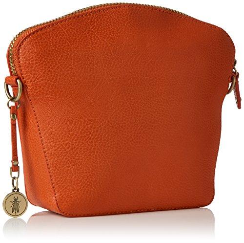 Fly London - Elil615fly, Borse a tracolla Donna Arancione (Poppy Orange)