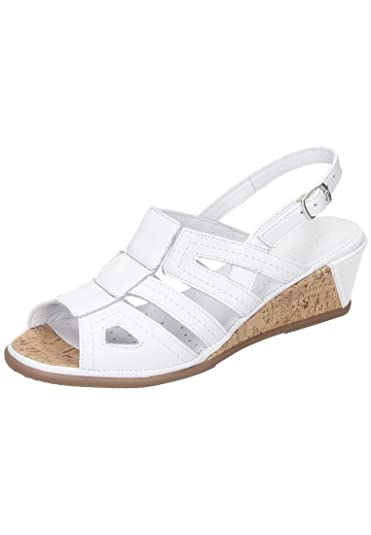 Comfortabel Women's Comfortabel Damen Sandale Fashion Sandals white Weiß
