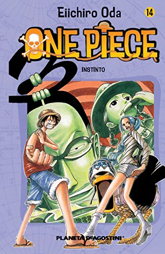 One Piece nº 14: Instinto