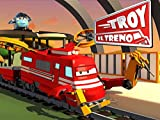 Troy il Treno in Train Town