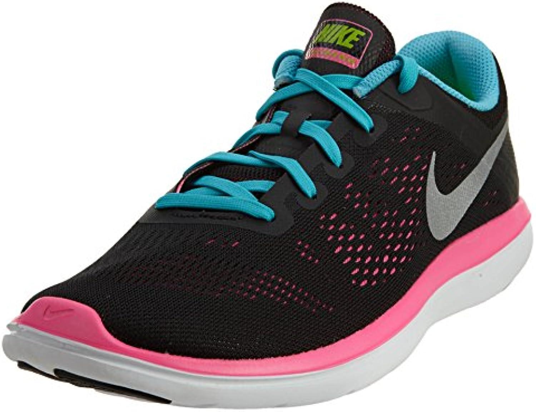Nike Flex 2016 RN (GS), Zapatillas de Running para Niñas