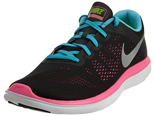 M盲dchen grau Flex Nike Rn Rn 2016 Flex 2016 GS neongelb M盲dchen Nike Laufschuhe TwfZtZPq