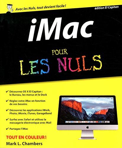 iMac pour les Nuls, 6e par Mark L. CHAMBERS