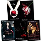 Stephenie Meyer, Twilight Saga Collection 5 Books: Twilight, New Moon, Eclipse, Breaking Dawn (paperpack) The Short Second Life of Bree Tanner (hardback)